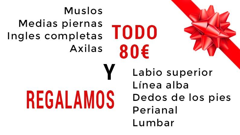 Reme Aguilar - Centros Depilación Láser SHR en Murcia y Molina de Segura - Bono Precios Depilación Chica